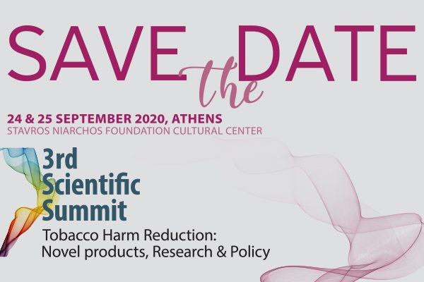 Save the date for the 3rd Summit in September 2020