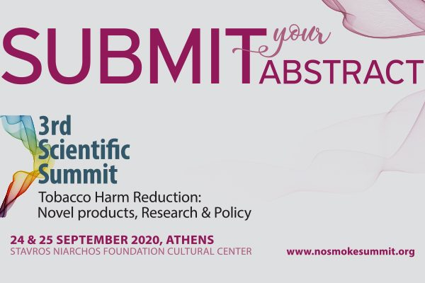 Abstract submission is open